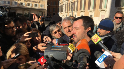 Global compact, Salvini assicura: